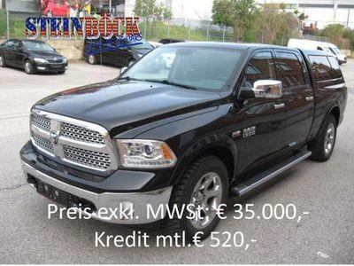gebraucht Dodge Ram Crew Cab Longbed Laramie NETTO ? 35.000,-