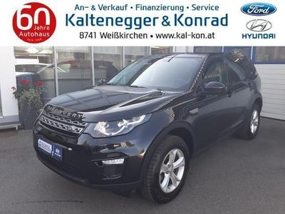 used Land Rover Discovery Sport 2,0 TD4 4WD Pure Aut.