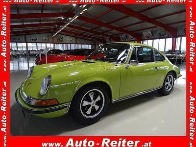 gebraucht Porsche 911 2.4 T Coupe Restauriert!, 140 PS, 2 Türen, Schaltgetriebe
