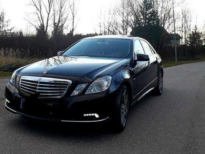 gebraucht Mercedes E220 Elegance BlueEfficiency CDI Aut.