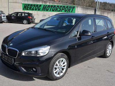 gebraucht BMW 216 Gran Tourer 2er Diesel Aut. LED/AHK/Navi/1.Besitz