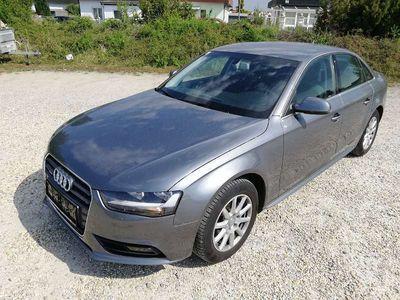 gebraucht Audi A4 2.0l tdi quattro Limousine