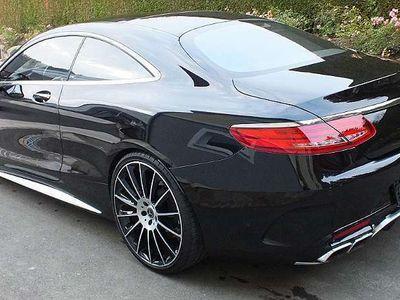gebraucht Mercedes S63 AMG AMG 4MATIC Coupe 22 Zoll Standheizung Nachtsicht Dynam