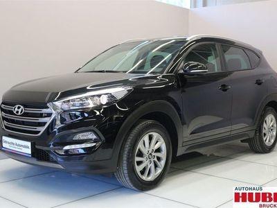 gebraucht Hyundai Tucson 1,7 CRDI Start-Stopp