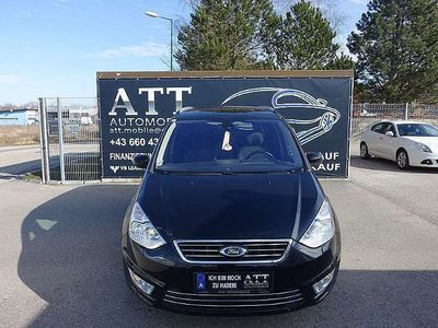 brugt Ford Galaxy Titanium 2,2 TDCi DPF Kombi / Family Van,