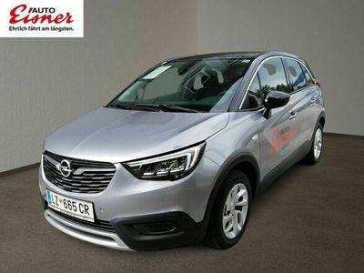 gebraucht Opel Crossland X 1,5 CDTI ECOTEC BlueInj. Innovation... SUV / Geländewagen