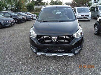 gebraucht Dacia Lodgy Stepway Sensation dCi 110 * 48.500km * Garantie