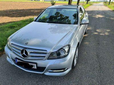 gebraucht Mercedes C220 Avantgarde