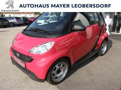 gebraucht Smart ForTwo Coupé micro hybrid pulse
