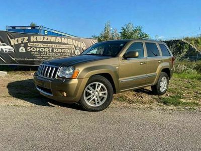gebraucht Jeep Grand Cherokee 3,0 V6 CRD Overland *Sofortkredit*