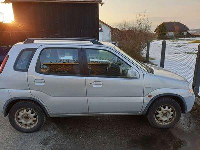 brugt Suzuki Ignis 1,3 GL 5TG 4WD SE SUV / Geländewagen,