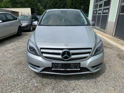 gebraucht Mercedes B200 B 200CDI BlueEFFICIENCY