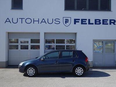 gebraucht VW Golf Comfortline TDI Dieselpartikelf.