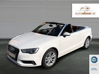 used Audi A3 Cabriolet 1,6 TDI Ambiente