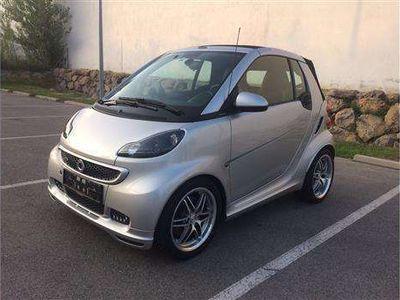 gebraucht Smart ForTwo Cabrio fortwo cabrio BRABUS Xclusive / Roadster,