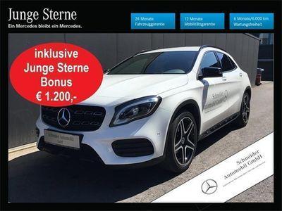 gebraucht Mercedes GLA200 d AMG Line, Premium Paket