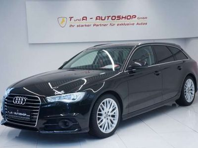 gebraucht Audi A6 Kombi 3.0 TDI quattro Aut. *Navi*BOSEsoundsystem*A