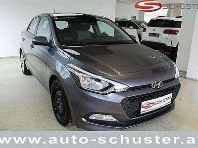 used Hyundai i20 1,25 Limited Plus Limousine,