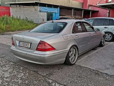 gebraucht Mercedes S320 S-KlasseCDI W220 Limousine