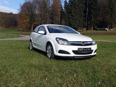 gebraucht Opel Astra GTC Astra 1,9Sportwagen / Coupé