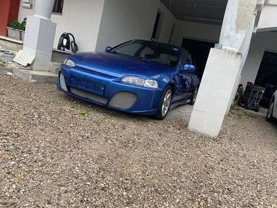 gebraucht Honda Civic 3d dxi 1.5i Sportwagen / Coupé