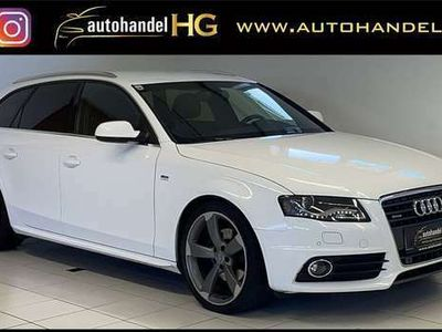 gebraucht Audi A4 2.0 TDI AVANT quattro**S-LINE**NAVI**SHZ**PDC**