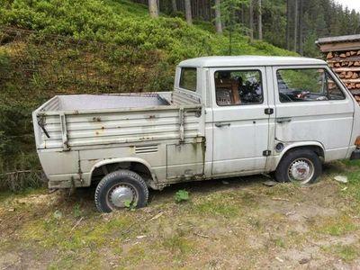 gebraucht VW T3 Kombi