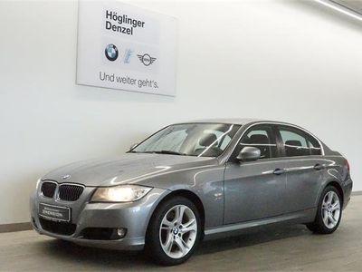 gebraucht BMW 330 3er-Reihe d xDrive Österreich-Paket Limousine