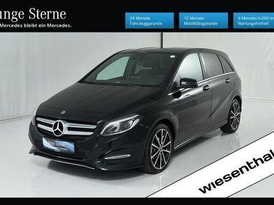 gebraucht Mercedes B200 D ion