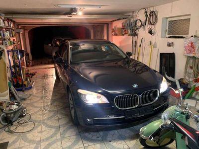 gebraucht BMW 740 7er-Reihe (F02) Aut.