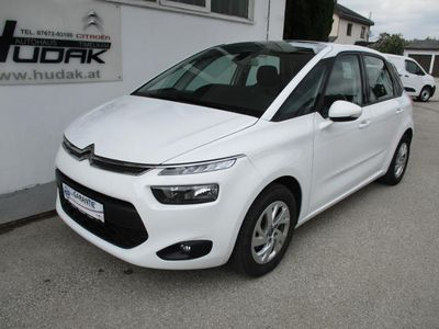 used Citroën C4 Picasso Seduction Blue HDi 120 Kombi / Family Van,