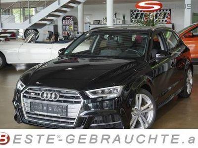 used Audi S3 Sportback TFSI 2.0 Quattro S-tronic LED Navi Fe