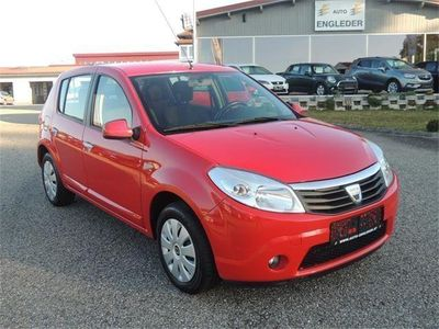 gebraucht Dacia Sandero Lauréate 1,6 MPI