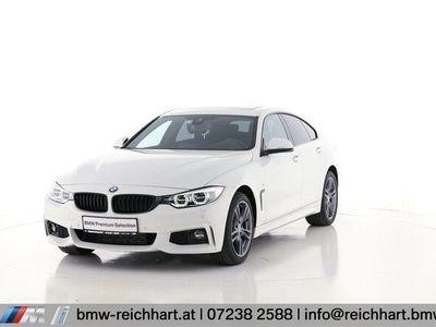 gebraucht BMW 430 Gran Coupé 4er-Reihe d xDrive Aut. Sportwagen / Coupé,