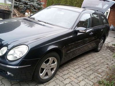 gebraucht Mercedes E320 E-KlasseCDI Avantgarde Kombi / Family Van