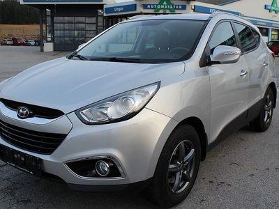 gebraucht Hyundai ix35 2,0 CRDi Style 4WD Aut.