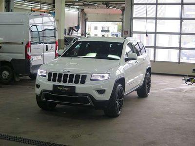 gebraucht Jeep Grand Cherokee 3,0 V6 Multijet II Limited SUV / Geländewagen
