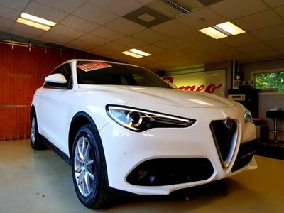 used Alfa Romeo Stelvio Super 2,2 16V 210PS Q4 AT8 AWD aus ERSTBESITZ !!!
