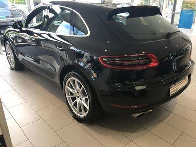 gebraucht Porsche Macan S Diesel