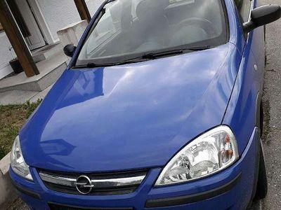 gebraucht Opel Corsa C Klein-/ Kompaktwagen,