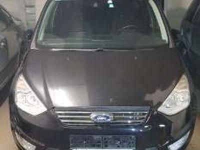 gebraucht Ford Galaxy Trend 2,0 TDCi Aut.