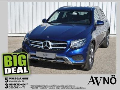 gebraucht Mercedes GLC250 4MATIC Aut. Allrad Leder Automatik AHK Spo