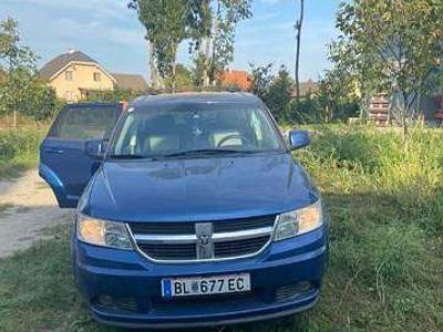 gebraucht Dodge Journey Familien wagen Kombi / Family Van