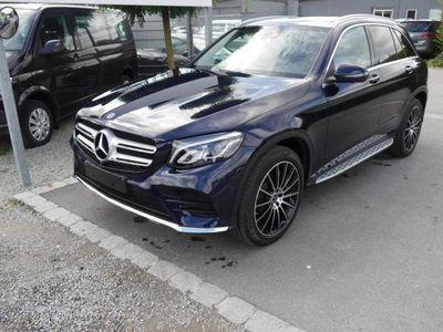 gebraucht Mercedes 250 GLC SUV4MATIC * 9G-TRONIC AMG LINE HEAD-...