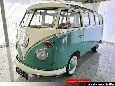 gebraucht VW T1 Samba Bus 21 Fenster Erstausl. Ö