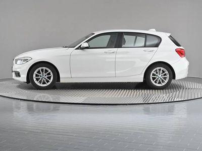 gebraucht BMW 116 1er-Reihe d Advantage EfficientDynamics (896268) Limousine