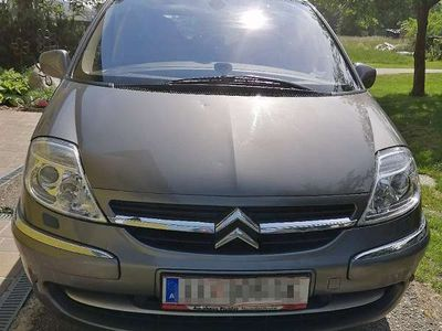 gebraucht Citroën C8 2.0 HDI Seduction Kombi / Family Van