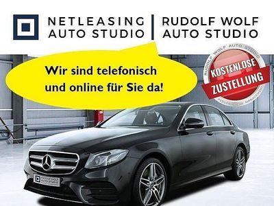 gebraucht Mercedes E400 E-Klasse4M AMG+Multibea+Comand+360°+DAB+SHD+Wid... Limousine