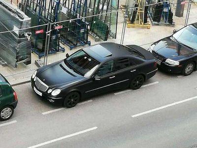 gebraucht Mercedes E420 Sport Avantgarde CDI Aut.