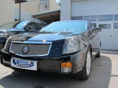 gebraucht Cadillac CTS Sport Luxury 3,2 V6 Aut.